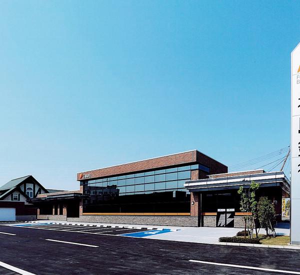 福島銀行 喜多方支店 新築工事